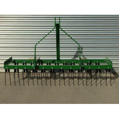 Heavy Equipment, Parts & Attachments 10ft Chain Harrow Other Heavy Equipment Attachments